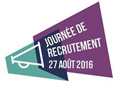 Logo journee recrutement - sites primaire